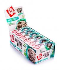 FIT SPO Energy Bites / Omega3 Boost / 12packs