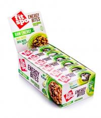 FIT SPO Energy Bites / Raw Energy / 12packs