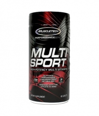 MUSCLETECH Multi Sport Probiotic / 60caps.