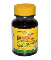 NATURE\'S PLUS Bioperine / 60 Vcaps.