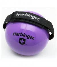 HARBINGER Weighted Fitness Ball with Velcro Strap / 3630g.
