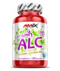 AMIX ALC /with Taurin & Vitamine B6/ 120 Caps.