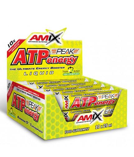 amix ATP Energy Liquid 25 ml. / 10 Amp.