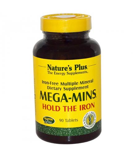 natures-plus Mega-Mins / 90 Tabs.