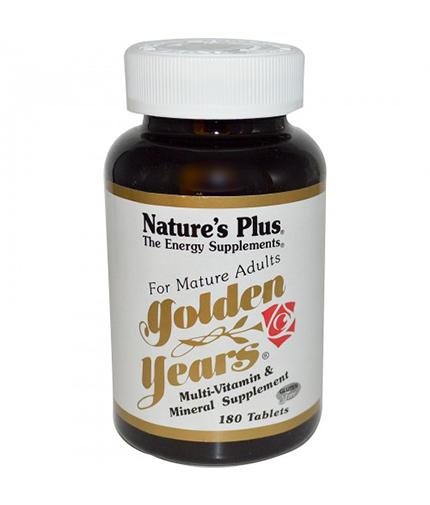 natures-plus Golden Years / 90 Tabs.