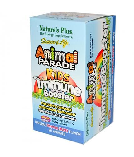 NATURE\'S PLUS Kids Immune Booster / 90 Tabs.