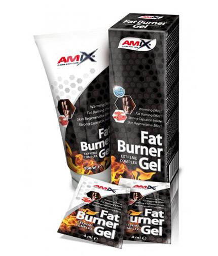 amix Fat Burner Gel Men 200 ml.