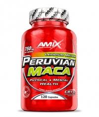 AMIX Peruvian Maca 750mg. / 120 Caps.
