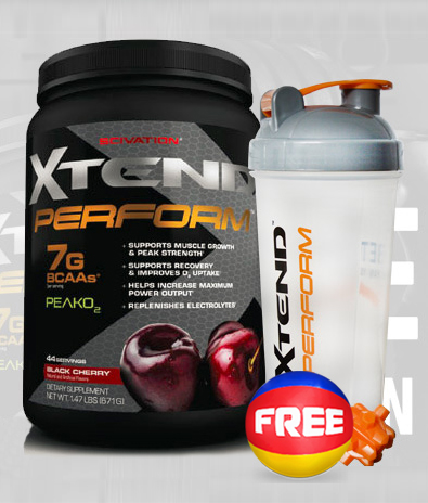 PROMO STACK Xtend Promo Packet