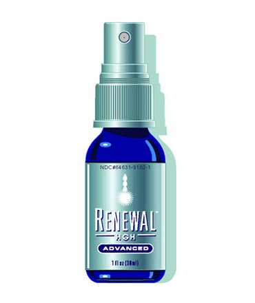 always-young Renewal HGH Advanced 180 Sprays