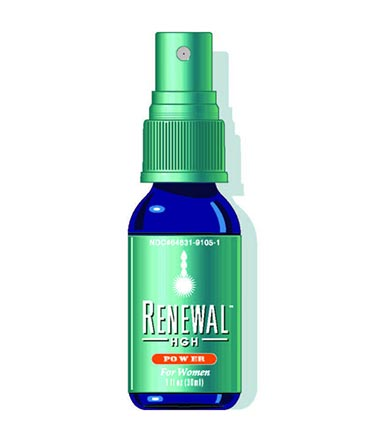 always-young Renewal HGH Power for women 180 Sprays