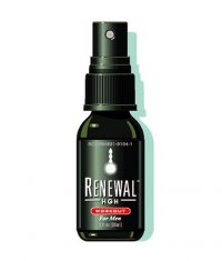 ALWAYS YOUNG Renewal HGH Workout for men 180 Sprays