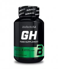 BIOTECH USA GH Hormon Regulator / 120 Caps.