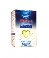 LYSI Omega-3 Pure Fish Oil / 80 soft.