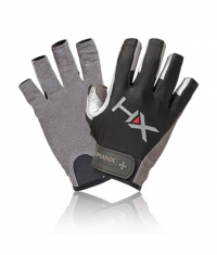 HARBINGER HUMANX X3 Competition Open Finger Gloves GREY