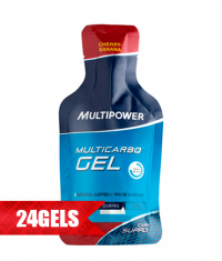 MULTIPOWER Multi Carbo Gel 30 x 40g.