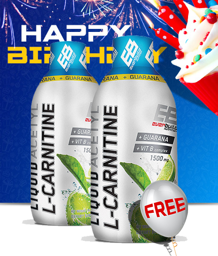 PROMO STACK Liquid Acetyl L-Carnitine + Guarana 1+1 /FREE/
