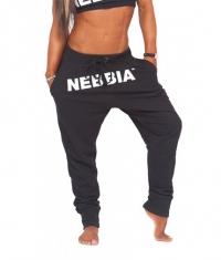 NEBBIA 274 Sweatpants / Black