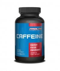 PROLAB Caffeine 200 mg. / 100 Tabs.