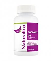 NATURALICO Coconut Oil / 90 Soft.