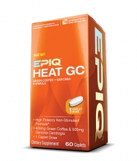 EPIQ Nutrition Epiq Heat / 60 Caps.
