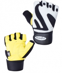 MUSCKIT Professional Wrist Protection Gloves