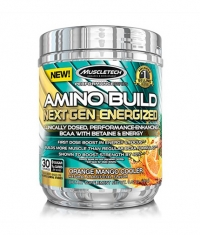 MUSCLETECH Amino Build Next Gen Energized / 30 Serv.