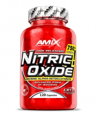 AMIX Nitric Oxide 750mg. / 120 Caps.