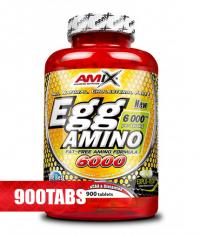 AMIX EGG Amino 6000 / 900 Tabs.