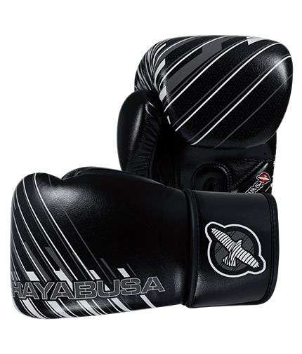 HAYABUSA FIGHTWEAR Ikusa Charged 16oz / Black/Grey