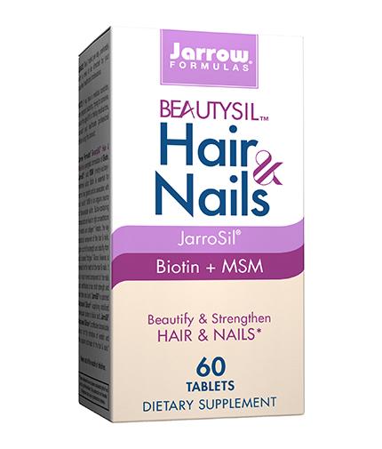 Jarrow Formulas BeautySil Hair & Nails / 60 Tabs.