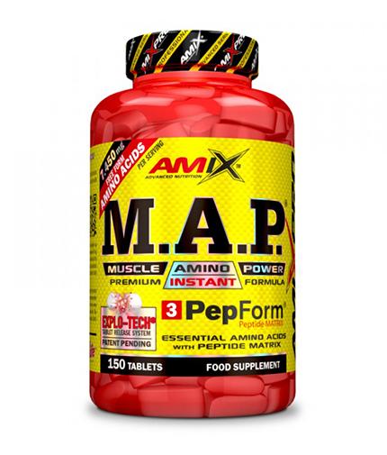 AMIX M.A.P. Amino Instant / 150 Tabs.