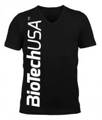 BIOTECH USA T-Shirt / Black