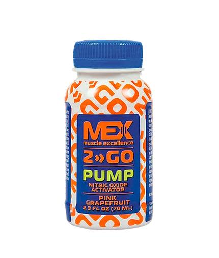 MEX 2GO Pump / 70ml.