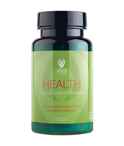vital-concept Health / 60 Vcaps.