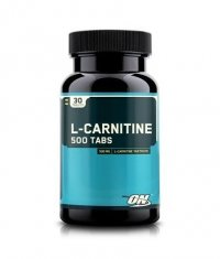 OPTIMUM NUTRITION L-Carnitine 500mg. / 30 Tabs