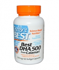 DOCTOR'S BEST Best DHA 500 / 60 Soft.
