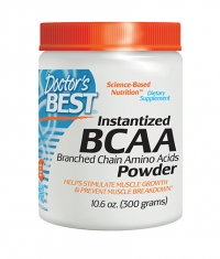 DOCTOR'S BEST Instantized BCAA Powder