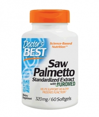 DOCTOR\'S BEST Saw Palmetto 320mg. / 60 Soft.