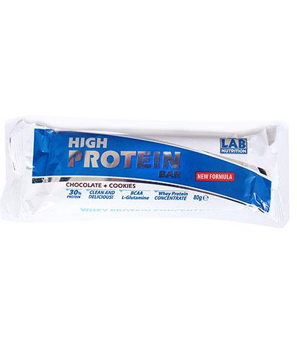 lab-nutrition High Protein Bar / 80g.
