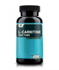 OPTIMUM NUTRITION L-Carnitine 500mg. / 60 Tabs