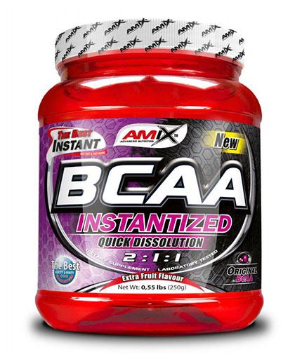 AMIX BCAA Instantized Powder 2:1:1 / 50 Serv.