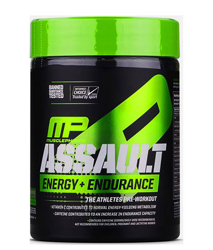 muscle-pharm Assault Sport / 30 Serv.