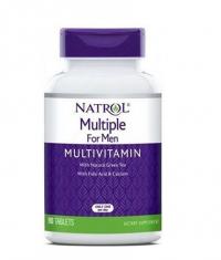 NATROL Men`s Multivitamin / 90 Tabs.