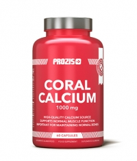 PROZIS FOODS Coral Calcium 1000mg / 60 Caps.