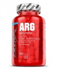 AMIX Arginine 120 Caps.