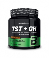 BIOTECH USA TST + GH / 50 Serv.