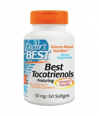 DOCTOR\'S BEST Tocotrienols 50mg. / 60 Soft.