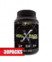 TREC Vital X Pack / 30 Packs.