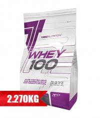 TREC 100% Whey Protein